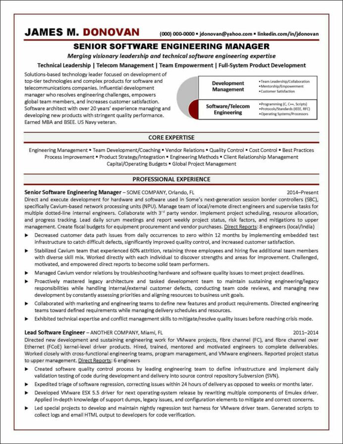 software engineer resume example distinctive career services engineering project manager Resume Engineering Project Manager Resume Examples