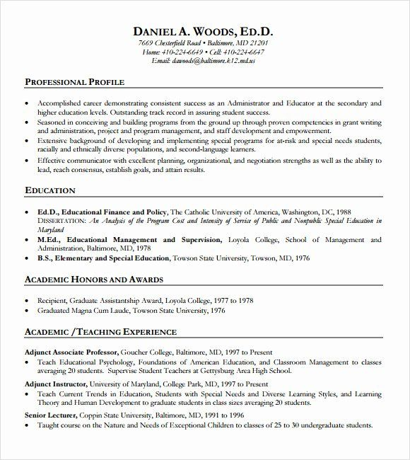 special education teacher resume examples unique free sample templates in pdf template Resume Sample Special Education Teacher Resume