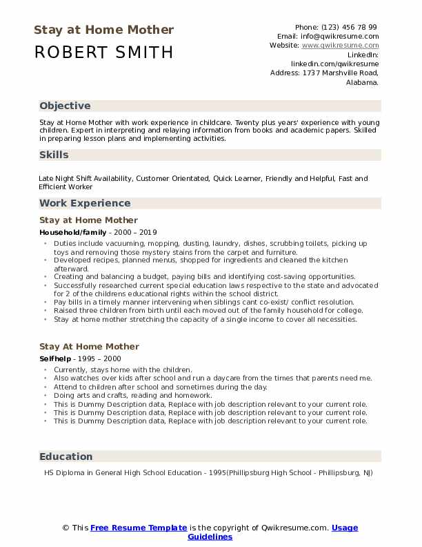 stay at home mother resume samples qwikresume work from pdf pharmaceutical representative Resume Work From Home Resume