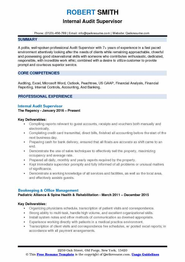supervisor resume samples examples and tips textile audit pdf wifi network engineer Resume Textile Supervisor Resume