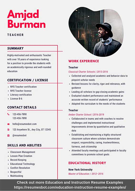 teacher resume samples templates pdf resumes bot student example physical therapy aide Resume Student Teacher Resume Samples