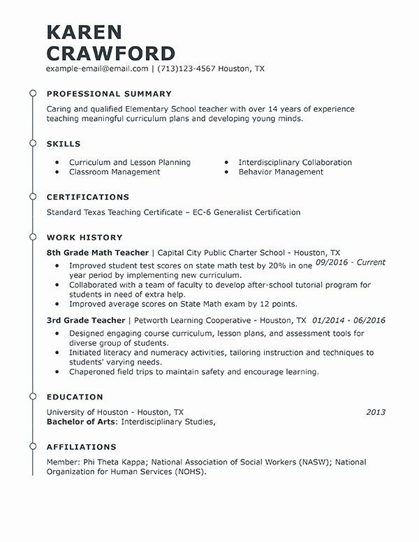 teacher transferable skills resume luxury best example examples template free sample for Resume Free Sample Resume For Teachers