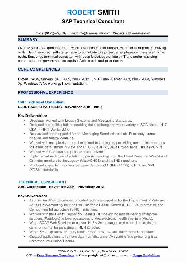 technical consultant resume samples qwikresume technology examples pdf iti problem action Resume Medical Staff Coordinator Resume Sample