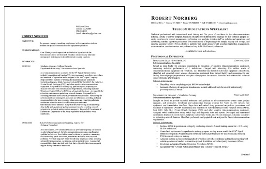 telecommunications resume example ex14 blank format for student council application word Resume Telecommunications Resume