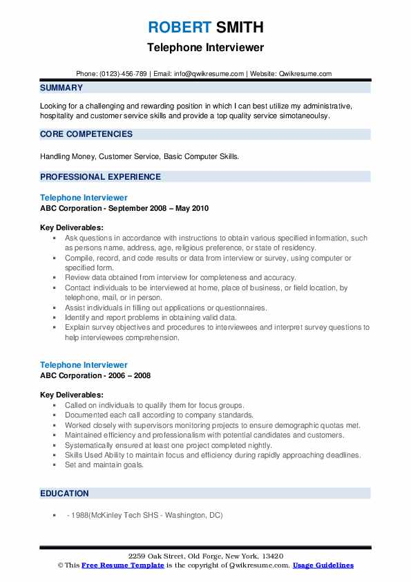 telephone interviewer resume samples qwikresume surveyor pdf should you put references on Resume Telephone Surveyor Resume