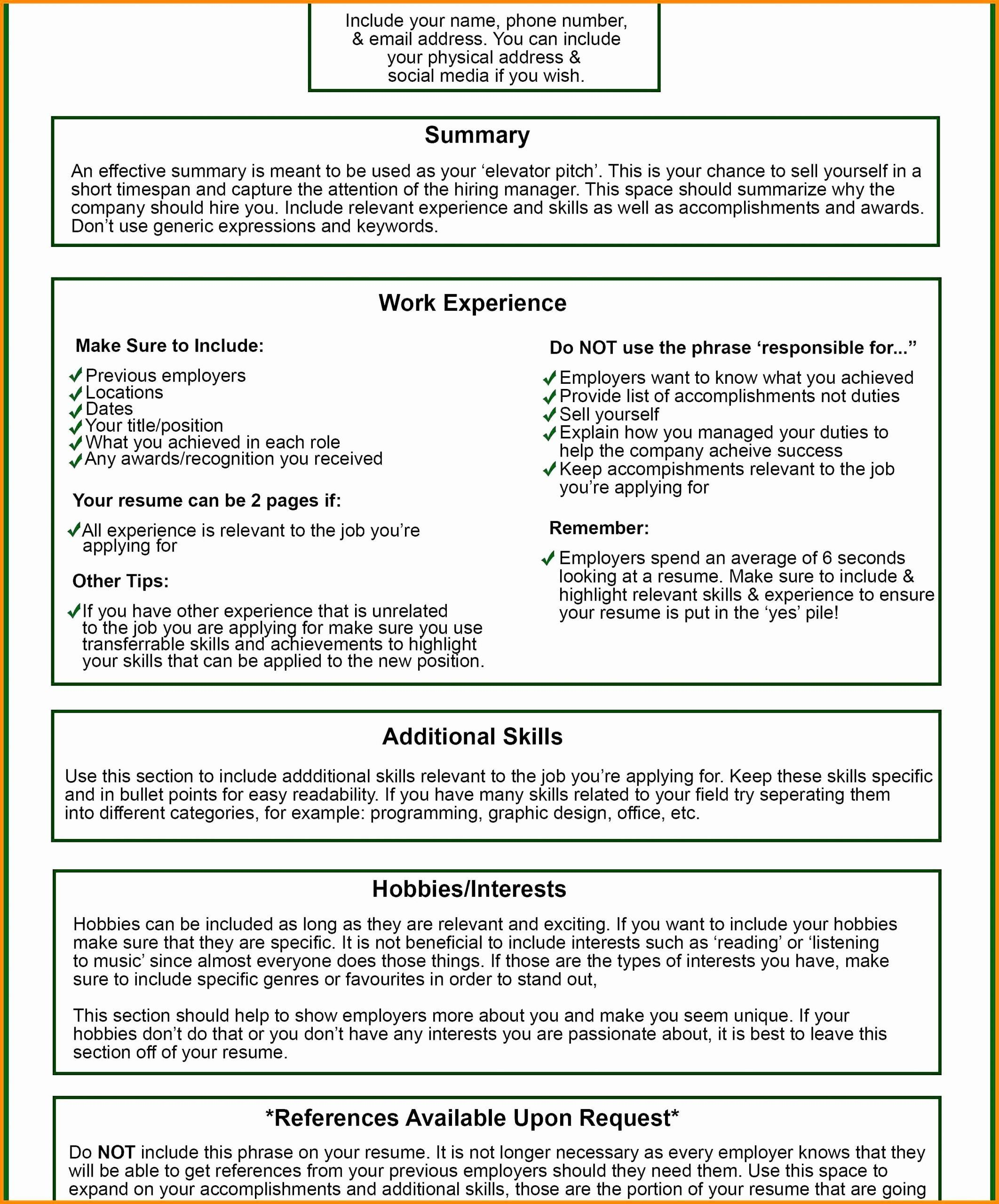 template for letter of interest luxury resumes hobbies and interests examples cv cover Resume Hobbies Good For Resume