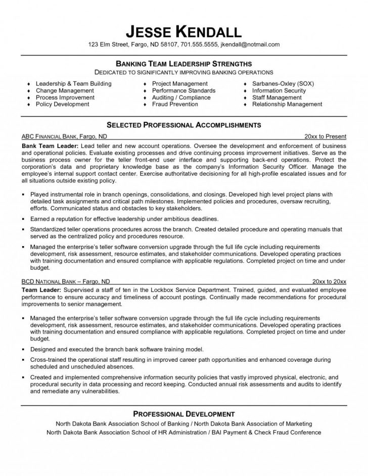 template resume examples leadership skills with images good regarding educational Resume Resume For Leadership Position