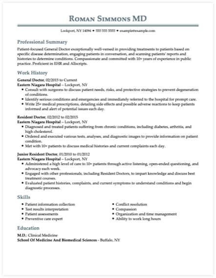 the best resume formats for myperfectresume recommended format create chronological Resume Recommended Resume Format