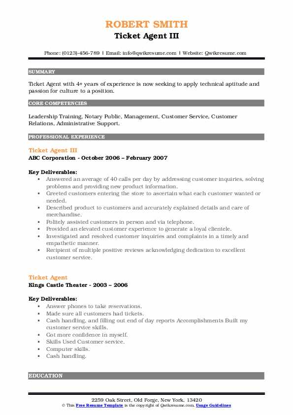 ticket agent resume samples qwikresume ticketing executive pdf analyst template mean Resume Ticketing Executive Resume