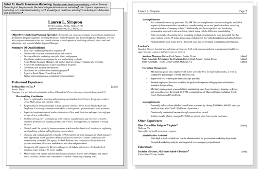 to target resume for specific job dummies targeted template image0 format electrician Resume Targeted Resume Template