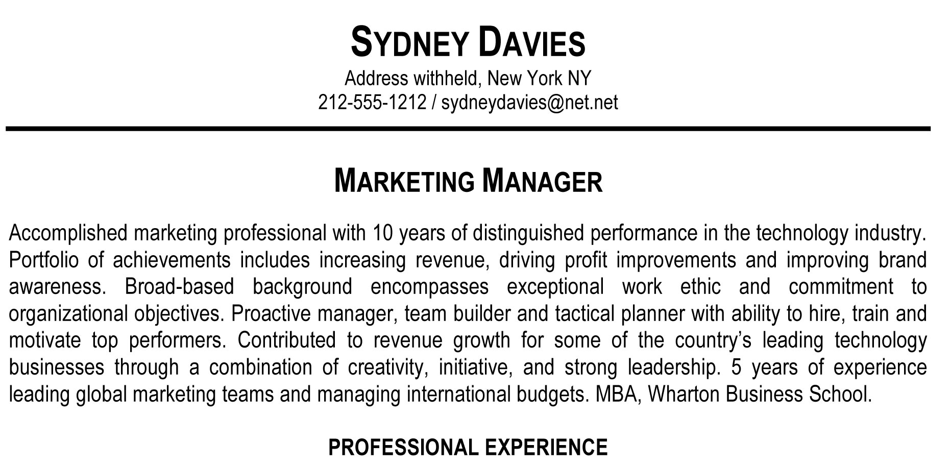 to write resume summary that grabs attention blog blue sky resumes examples for Resume Resume Summary Examples For Experience
