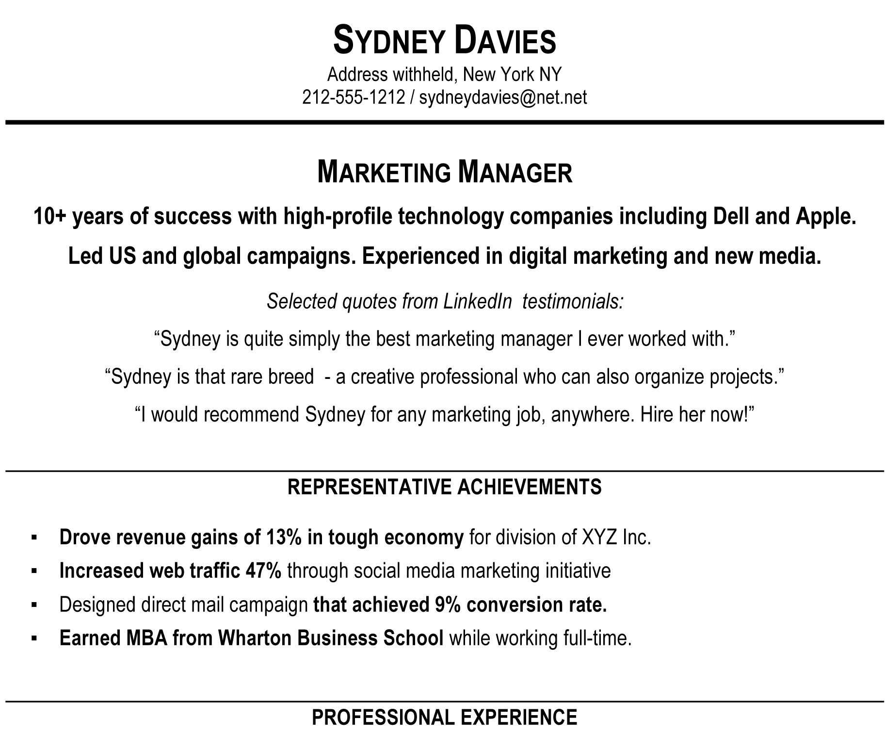 to write resume summary that grabs attention blog blue sky resumes for sampleprofile Resume Summary For Resume