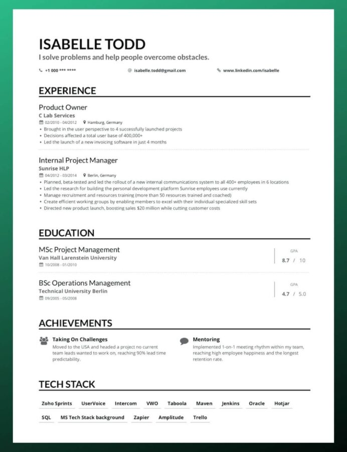 to write your first job resume do you reverse chronological devops engineer samples for Resume Who Do You Write A Resume