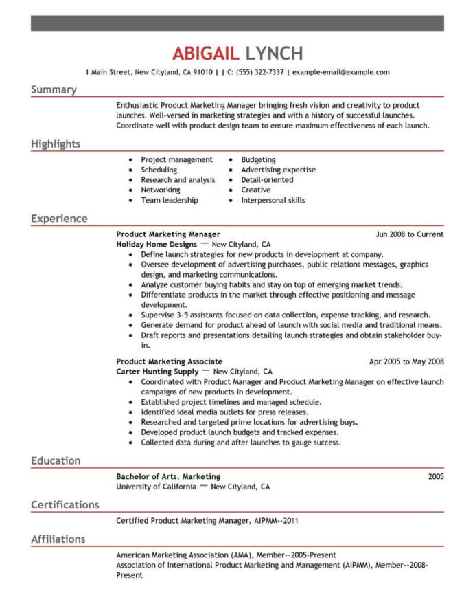 top mba resume samples examples for professionals livecareer application sample product Resume Mba Application Resume Sample