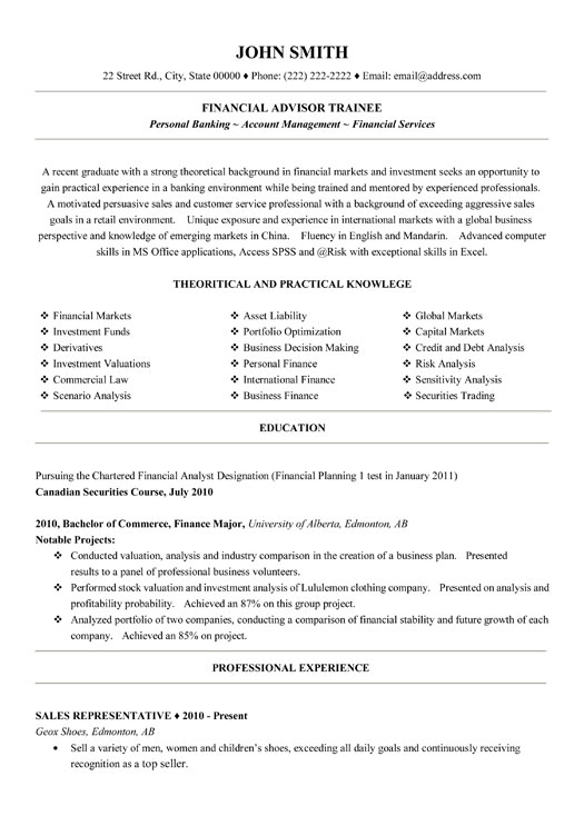 top retail resume templates samples format sample professional assistant store manager Resume Canadian Resume Format Sample