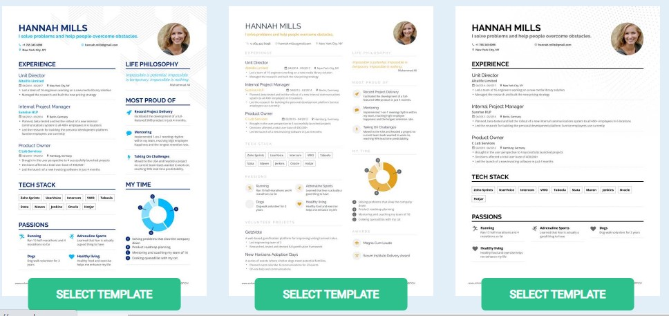 top websites to review and create your cv for free innovation chasers resume writing Resume Free Resume Writing Websites