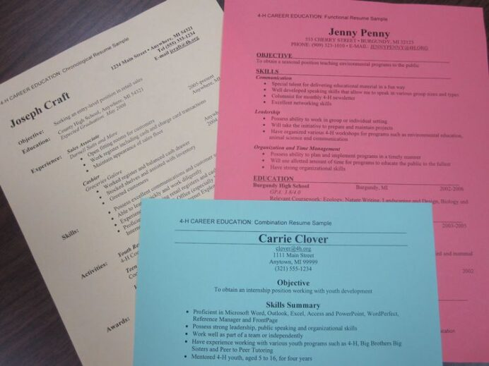 use action verbs to get your résumé noticed msu extension for resume skills kubernetes Resume Verbs For Resume Skills