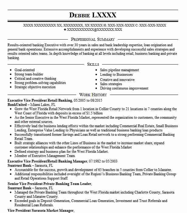 vice president of retail resume example ghurka west new executive examples production Resume Executive Vice President Resume Examples