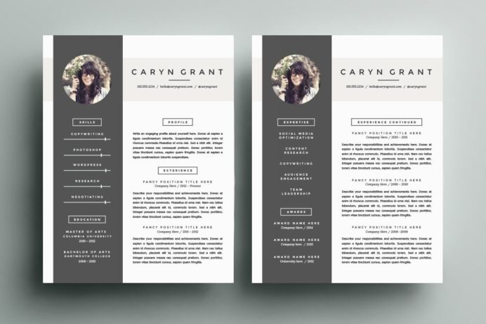well designed resume examples for your inspiration templates template by refinery co Resume Well Designed Resume Templates