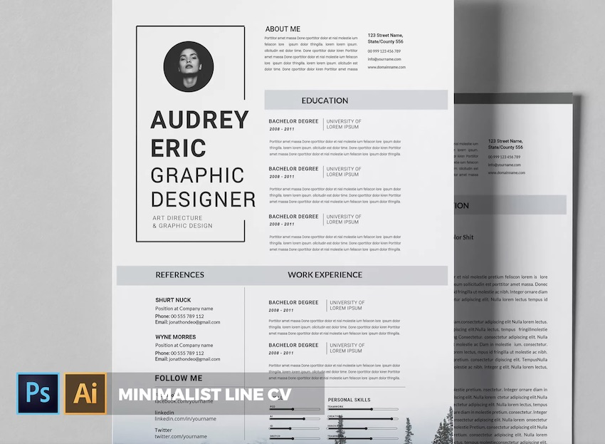 when to your address contact information resume should you put on pasted image for Resume Should You Put Address On Resume