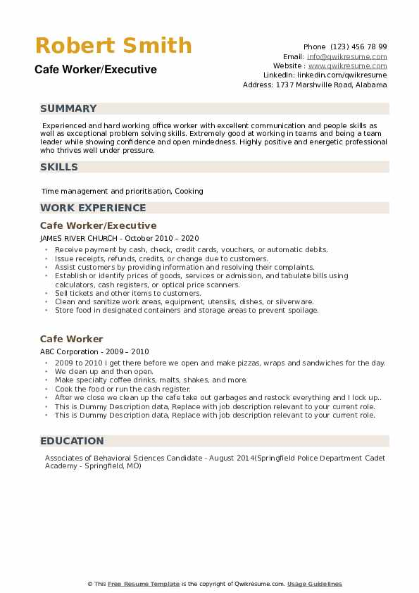 worker resume samples qwikresume customer service pdf actuary description for best tips Resume Cafe Customer Service Resume