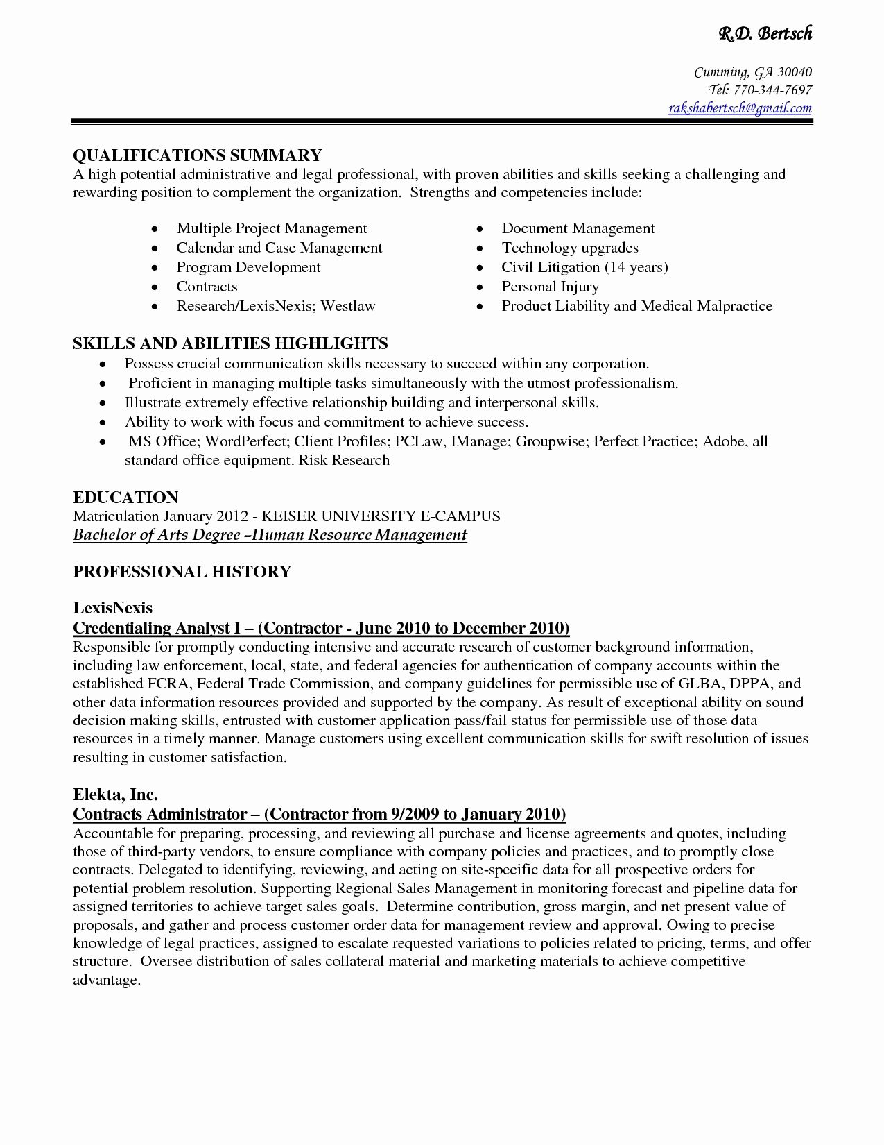administrative assistant resume summary unique for office examples exam skills medical Resume Unique Skills For Resume