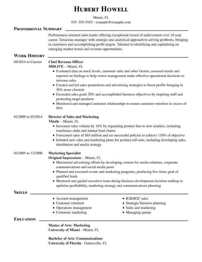 amazing finance resume examples livecareer professional chief revenue officer executive Resume Finance Professional Resume