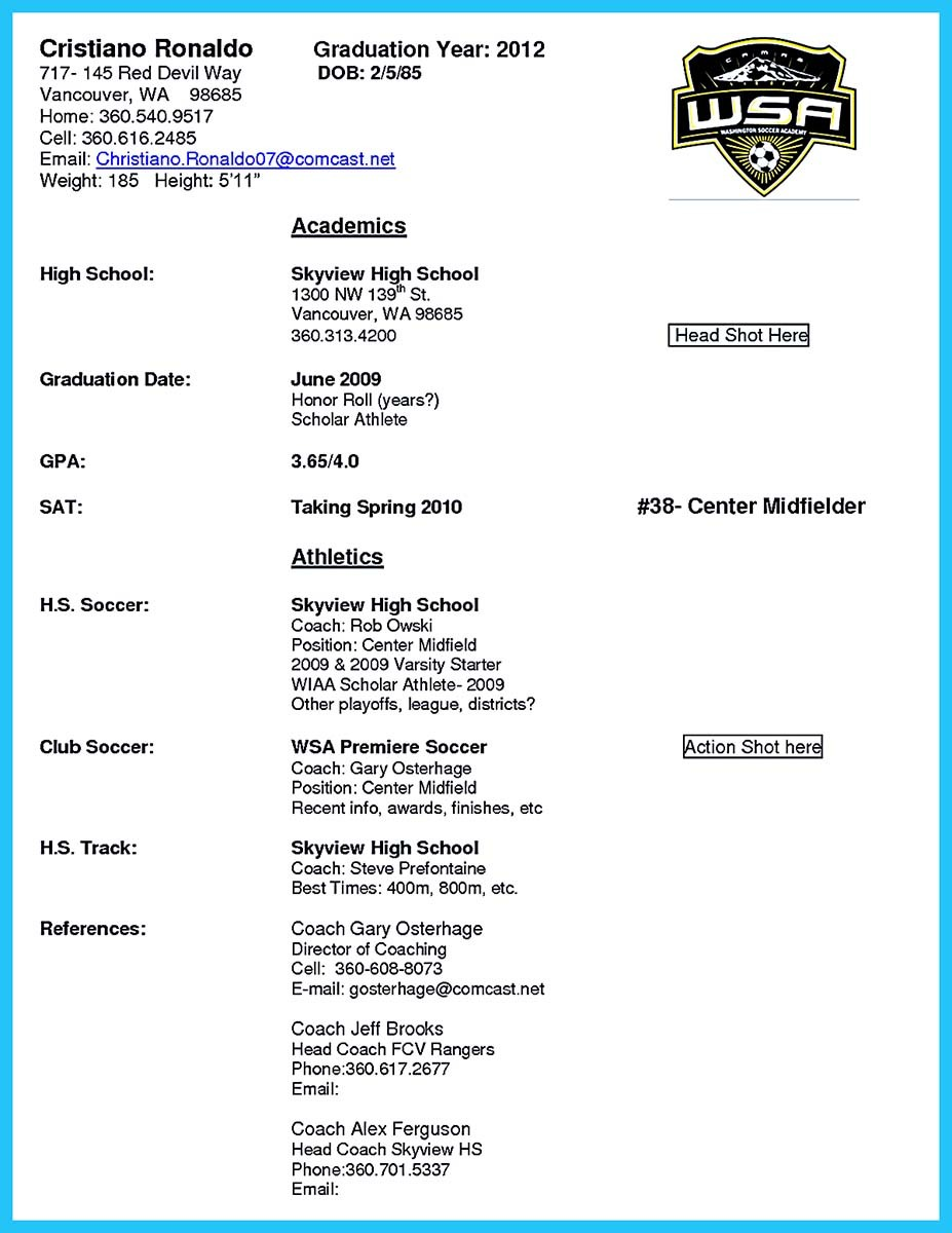 captivating thing for perfect and acceptable basketball coach resume professional player Resume Professional Basketball Player Resume Examples