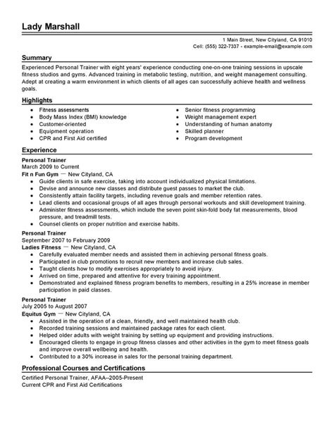 certified personal trainer resume sample line 17qq gmnohgdloov college education on Resume Personal Trainer Resume Sample