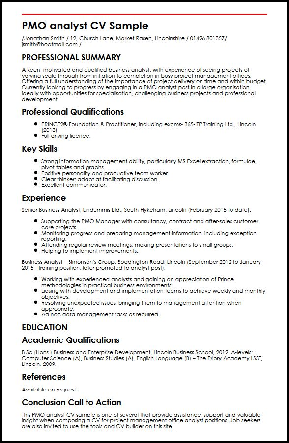 church consultant sample resume env loud interhostsolutions for pmo role analyst cv ideal Resume Sample Resume For Pmo Role