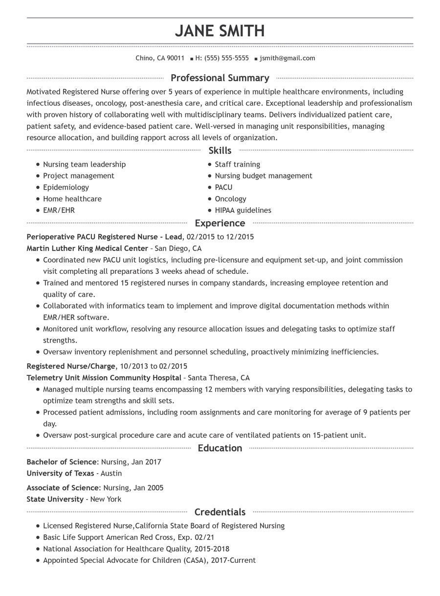 complete guide to nurse resume writing resumehelp objective statement for combination Resume Objective Statement For Nurse Resume