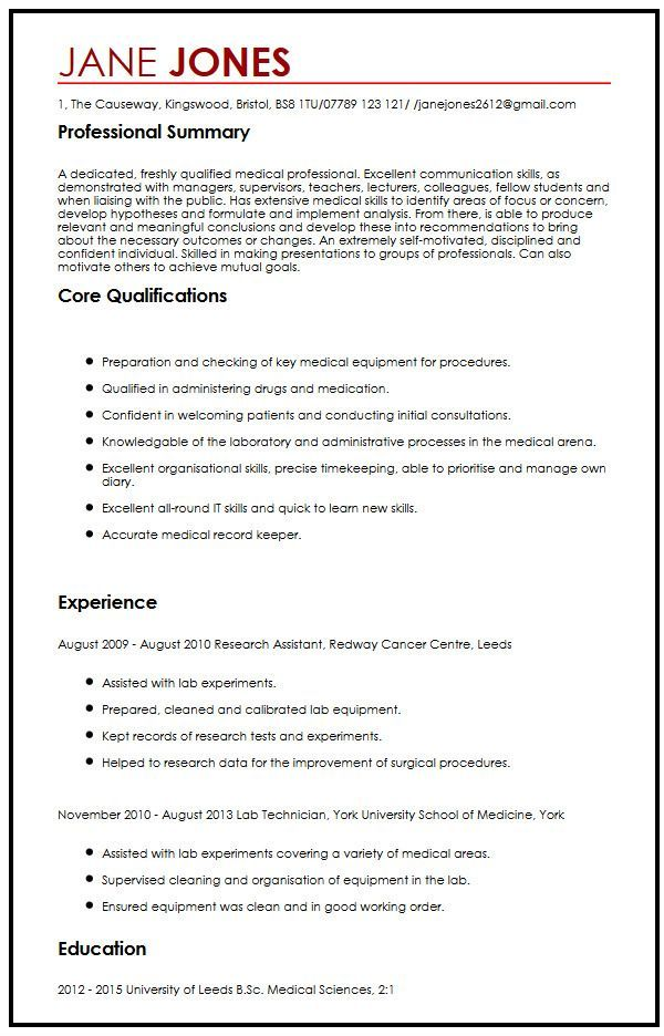 cv template research assistant resume examples student medical coach responsibilities Resume Student Research Assistant Resume