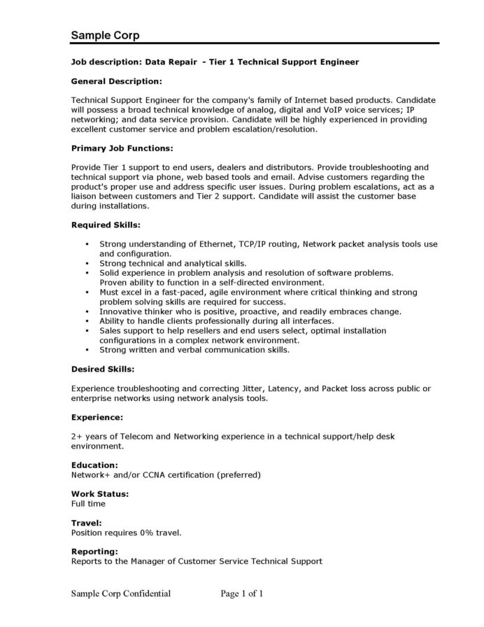 training engineer resume template premium samples example escalation esthetician skills Resume Escalation Engineer Resume