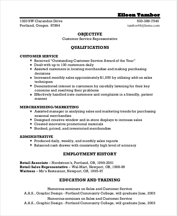 free sample resume objective templates in pdf ms word work from home customer service lpn Resume Work From Home Resume Objective