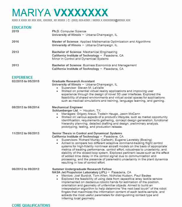 graduate research assistant resume example livecareer student should you post on indeed Resume Student Research Assistant Resume