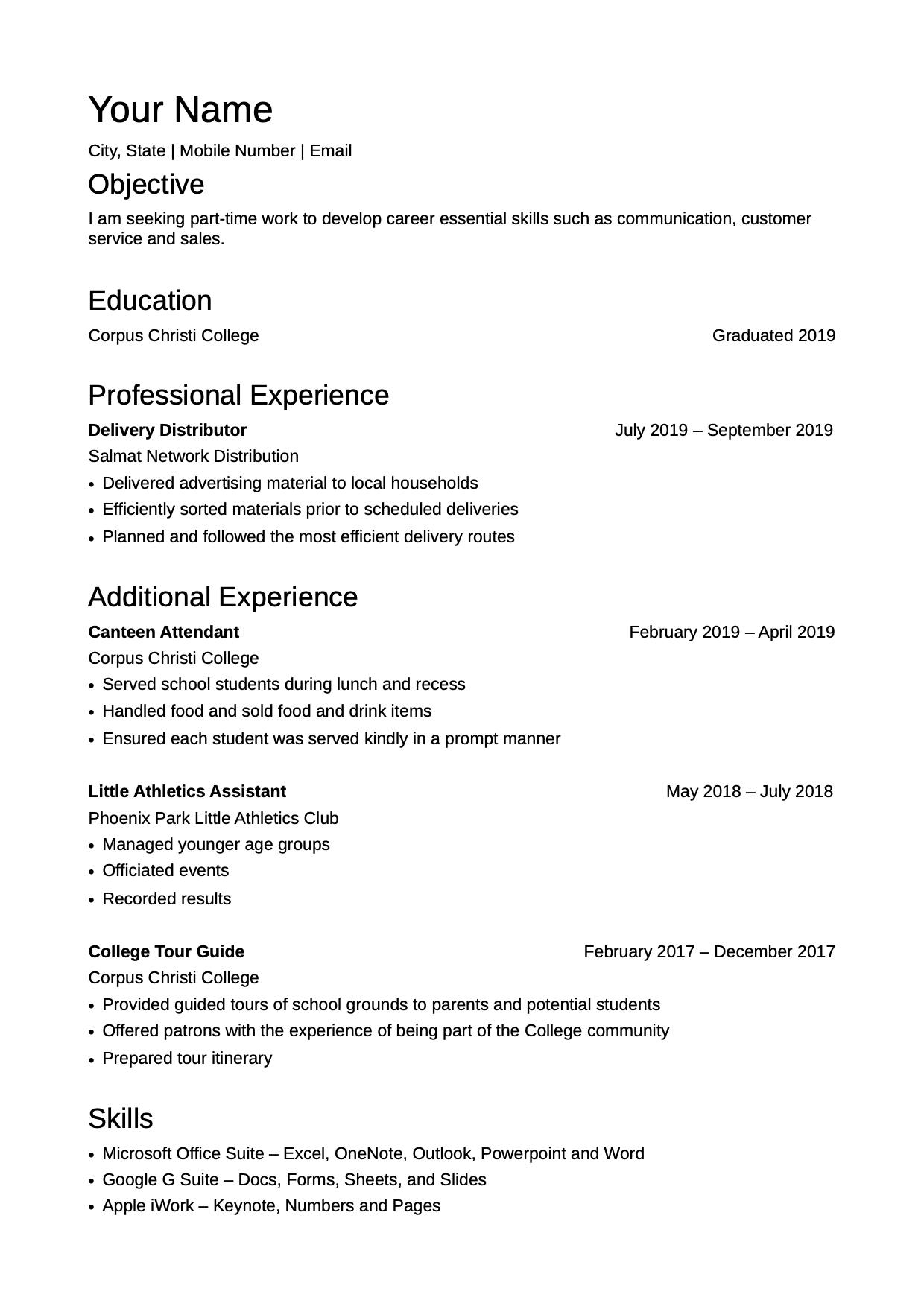 high school graduate resume resumes recent m5lb7zpa0tz31 one word skills for should you Resume Recent High School Graduate Resume