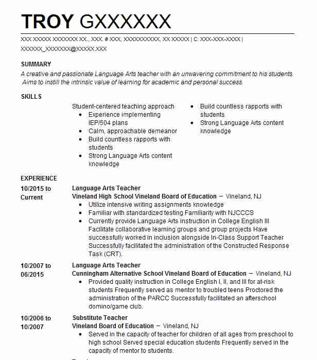 landscape architect resume design and writing examples example free sample career Resume Landscape Architect Resume Sample