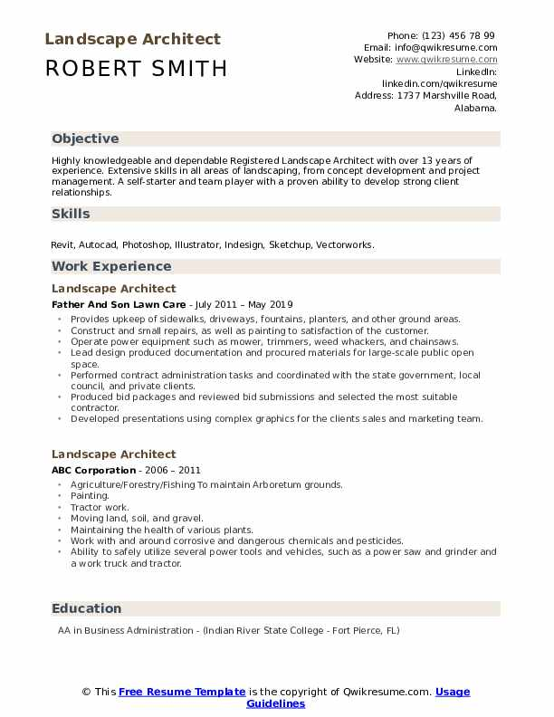 landscape architect resume samples qwikresume sample pdf adp payroll restaurant examples Resume Landscape Architect Resume Sample