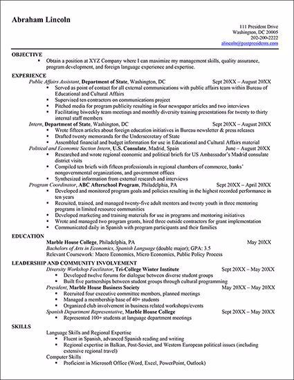 resume format for government job federal example build customer service number ways to Resume Government Resume Format