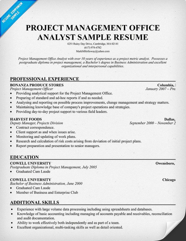 resume samples and to write companion sample for pmo role excavator operator excel on Resume Sample Resume For Pmo Role