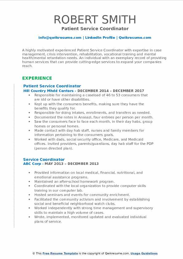 service coordinator resume samples qwikresume customer sample pdf interpersonal skills Resume Customer Service Coordinator Resume Sample