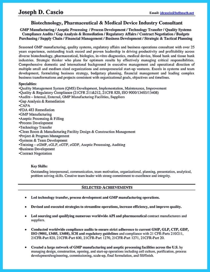 sophisticated job for this unbeatable biotech resume objective help desk support cna Resume Best Biotechnology Resume