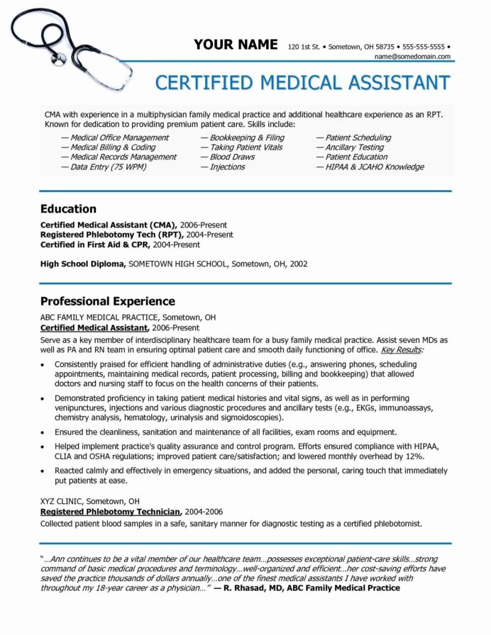 unique image of resume example the objective medical assistant coder objectives samples Resume Unique Skills For Resume